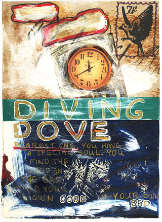 Diving-dove